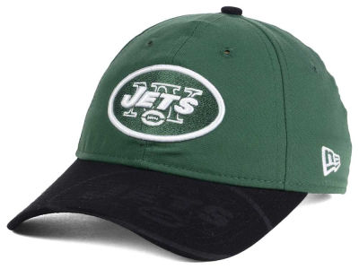 New York Jets New Era 2016 Women's NFL Sideline LS 9TWENTY Cap