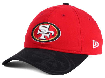 San Francisco 49ers New Era 2016 Women's NFL Sideline LS 9TWENTY Cap