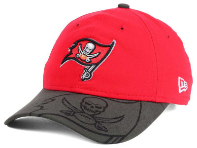 Tampa Bay Buccaneers New Era 2016 Women's NFL Sideline LS 9TWENTY Cap