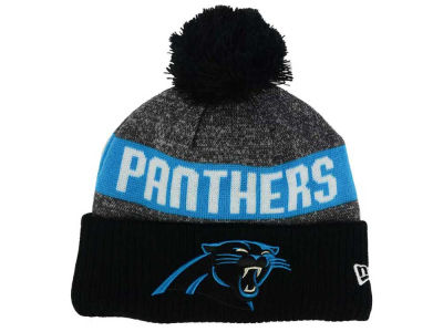 Carolina Panthers New Era NFL 2016 Sport Knit