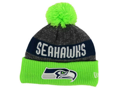 Seattle Seahawks New Era NFL Sport Knit