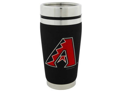 Arizona Diamondbacks 16oz Stainless Steel Travel Tumbler