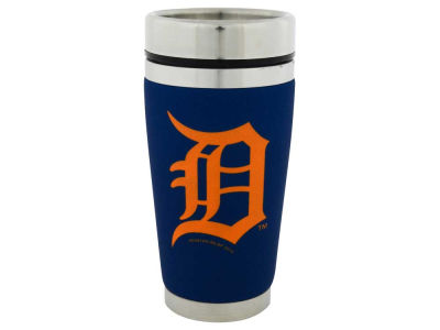 Detroit Tigers 16oz Stainless Steel Travel Tumbler
