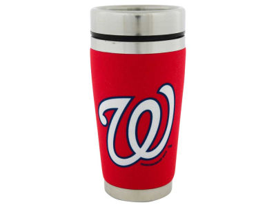 Washington Nationals 16oz Stainless Steel Travel Tumbler
