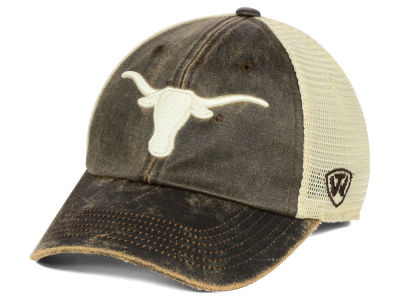 Texas Longhorns Top of the World NCAA Scat Mesh One Fit Cap