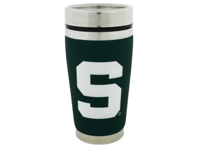 Michigan State Spartans 16oz Stainless Steel Travel Tumbler