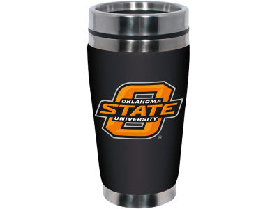 Oklahoma State Cowboys 16oz Stainless Steel Travel Tumbler