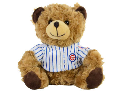 Chicago Cubs 7.5inch Premium Plush Shirt Bear