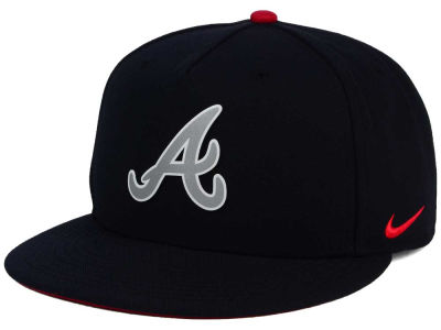Atlanta Braves Nike  MLB True Reflective Snapback Cap