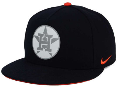 Houston Astros Nike  MLB True Reflective Snapback Cap
