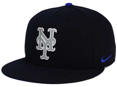 New York Mets Nike  MLB True Reflective Snapback Cap