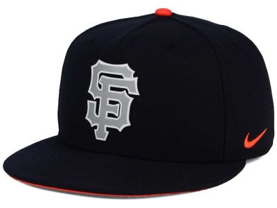 San Francisco Giants Nike  MLB True Reflective Snapback Cap