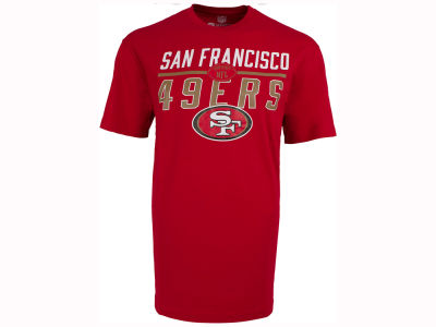 San Francisco 49ers NFL Men's CN Blitzer T-Shirt