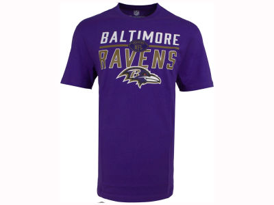 Baltimore Ravens NFL Men's CN Blitzer T-Shirt