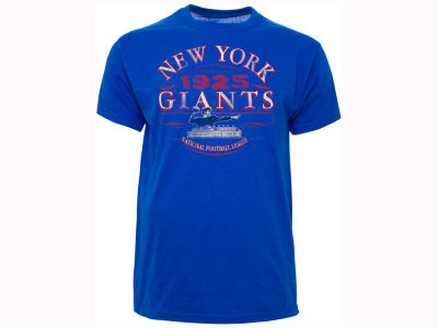 New York Giants NFL Men's CN Emblematic Vintage T-Shirt