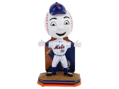 New York Mets Name & Number Bobblehead