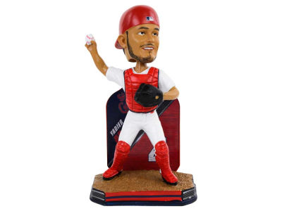 St. Louis Cardinals Yadier Molina Name & Number Bobblehead