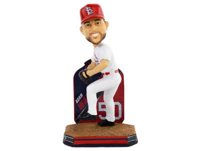 St. Louis Cardinals Adam Wainwright Name & Number Bobblehead