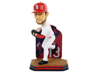 St. Louis Cardinals Matt Carpenter Name & Number Bobblehead