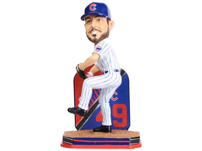 Chicago Cubs Jake Arrieta Name & Number Bobblehead