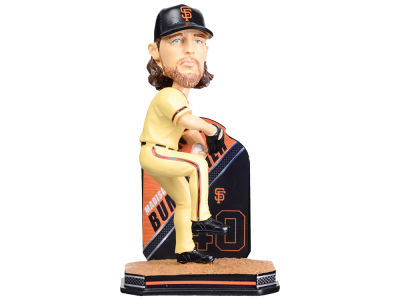 San Francisco Giants Name & Number Bobblehead