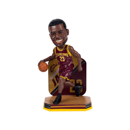 Cleveland Cavaliers LeBron James Name & Number Bobblehead