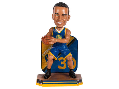 Golden State Warriors Steph Curry Name & Number Bobblehead
