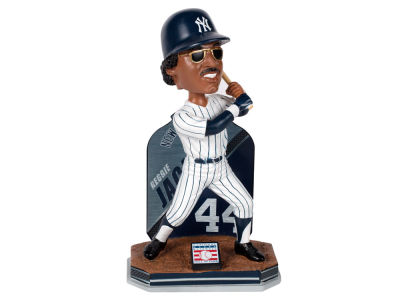New York Yankees Reggie Jackson Name & Number Bobblehead