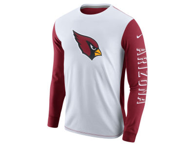 Arizona Cardinals Nike NFL Champ Drive 2.0 Long Sleeve T-Shirt
