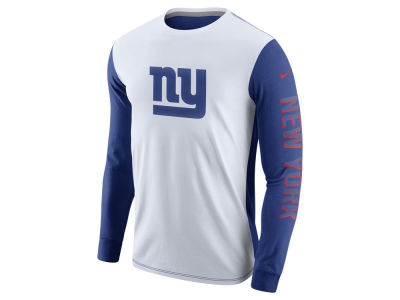 New York Giants Nike NFL Champ Drive 2.0 Long Sleeve T-Shirt
