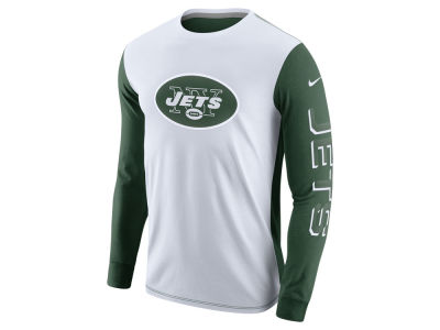 New York Jets Nike NFL Champ Drive 2.0 Long Sleeve T-Shirt