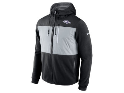 Baltimore Ravens Nike NFL Men's Champ Drive Full Zip Hoodie