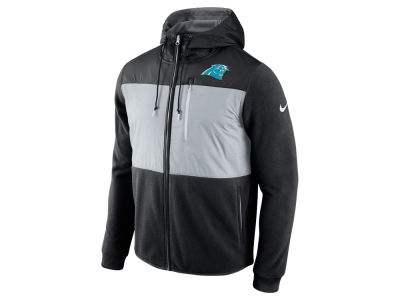 Carolina Panthers Nike NFL Men's Champ Drive Full Zip Hoodie