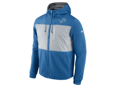 Detroit Lions Nike NFL Men's Champ Drive Full Zip Hoodie