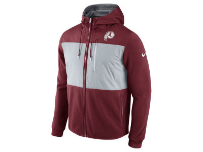 Washington Redskins Nike NFL Men's Champ Drive Full Zip Hoodie
