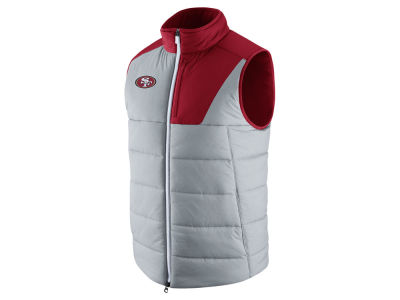 San Francisco 49ers Nike NFL Men's Player Vest