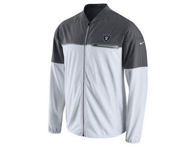 Oakland Raiders Nike NFL Men's Flash Hybrid Jacket