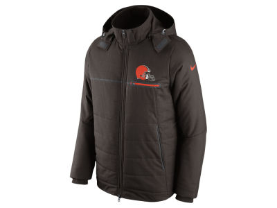 Cleveland Browns Nike NFL Men's Sideline Jacket