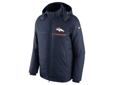 Denver Broncos Nike NFL Men's Sideline Jacket
