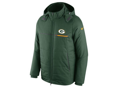 Green Bay Packers Nike NFL Men's Sideline Jacket