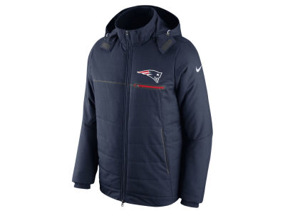 New England Patriots Nike NFL Men's Sideline Jacket