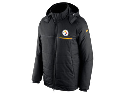 Pittsburgh Steelers Nike NFL Men's Sideline Jacket