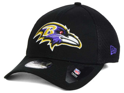 Baltimore Ravens New Era NFL Mega Team Neo 39THIRTY Cap