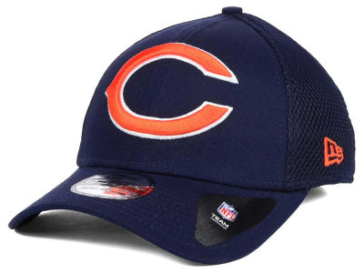 Chicago Bears New Era NFL Mega Team Neo 39THIRTY Cap