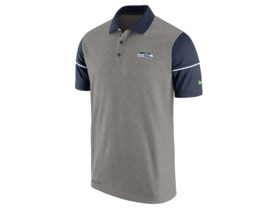 Seattle Seahawks Nike NFL Men's Sideline Polo Shirt