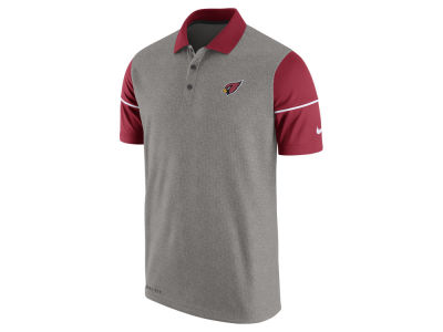 Arizona Cardinals Nike NFL Men's Sideline Polo Shirt
