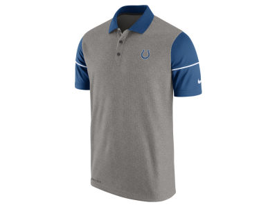 Indianapolis Colts Nike NFL Men's Sideline Polo Shirt