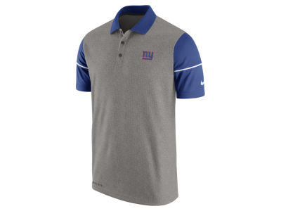 New York Giants Nike NFL Men's Sideline Polo Shirt