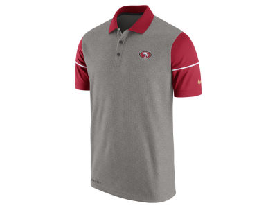 San Francisco 49ers Nike NFL Men's Sideline Polo Shirt
