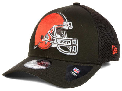 Cleveland Browns New Era NFL Mega Team Neo 39THIRTY Cap